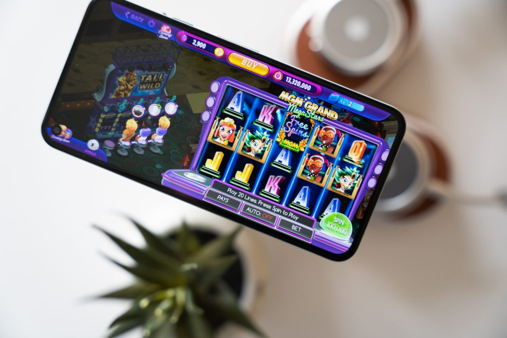 online slot game app